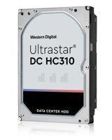 Dysk twardy Western Digital Ultrastar DC HC310 (7K6) 3.5'' HDD 6TB 7200RPM SATA 6Gb/s 256MB   0B36039