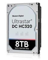 Dysk twardy Western Digital Ultrastar DC HC320 (7K8) 3.5'' HDD 8TB 7200RPM SAS 12Gb/s 256MB | 0B36400